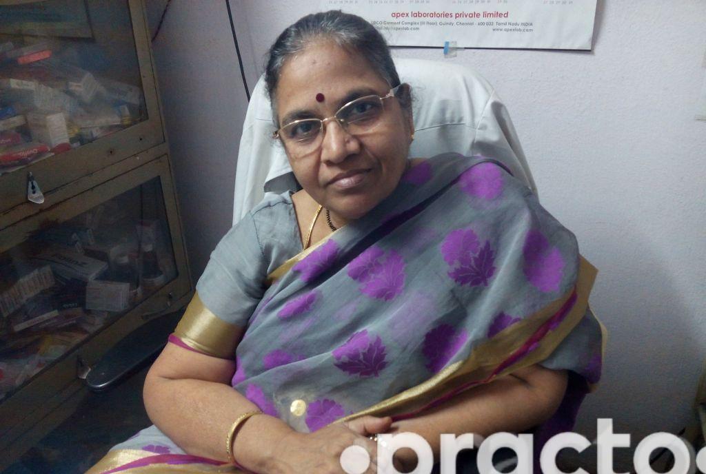 Moparthy Jhansi Lakshmi Bai display image