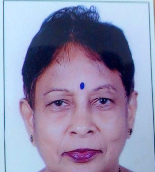 Sarojini Raju display image