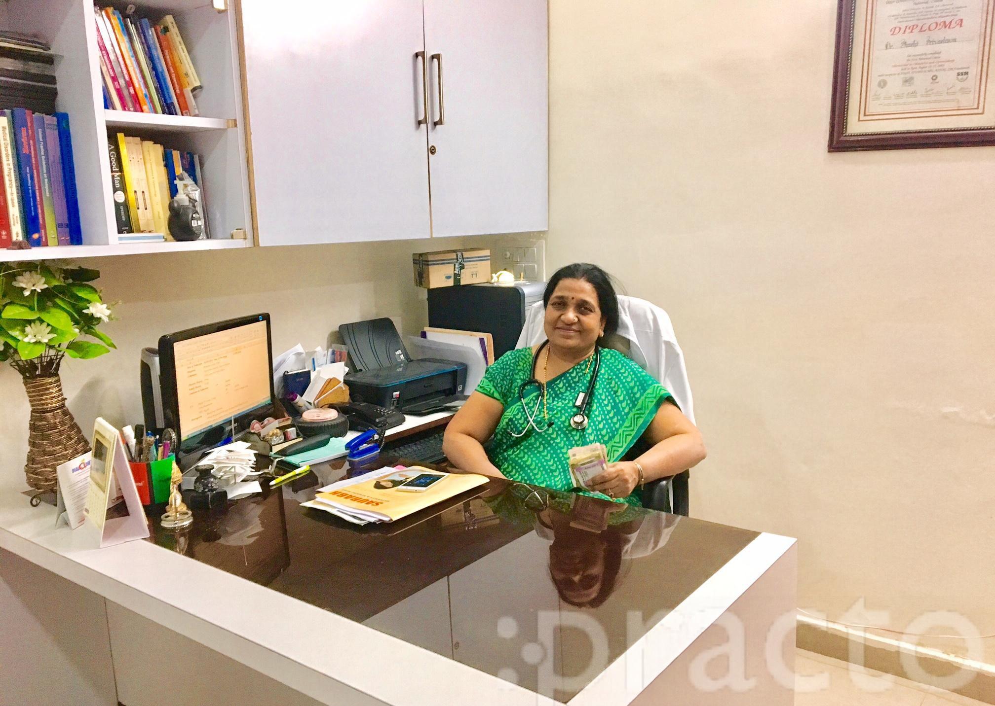 Shashi Shrivastava display image