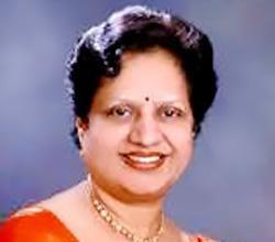 Mukta P Umarji display image